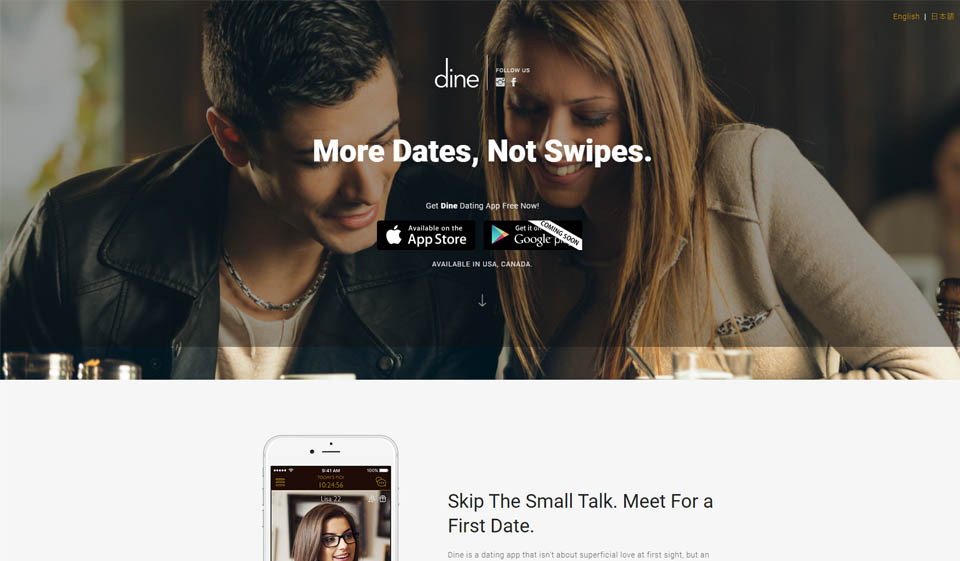 Dine Dating App Avis 2021